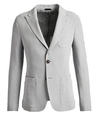 Giorgio Armani Upton Single-Breasted Sport Jacket