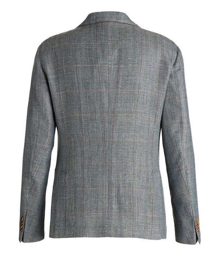 Upton Wool, Linen, and Silk Sports Jacket image 1