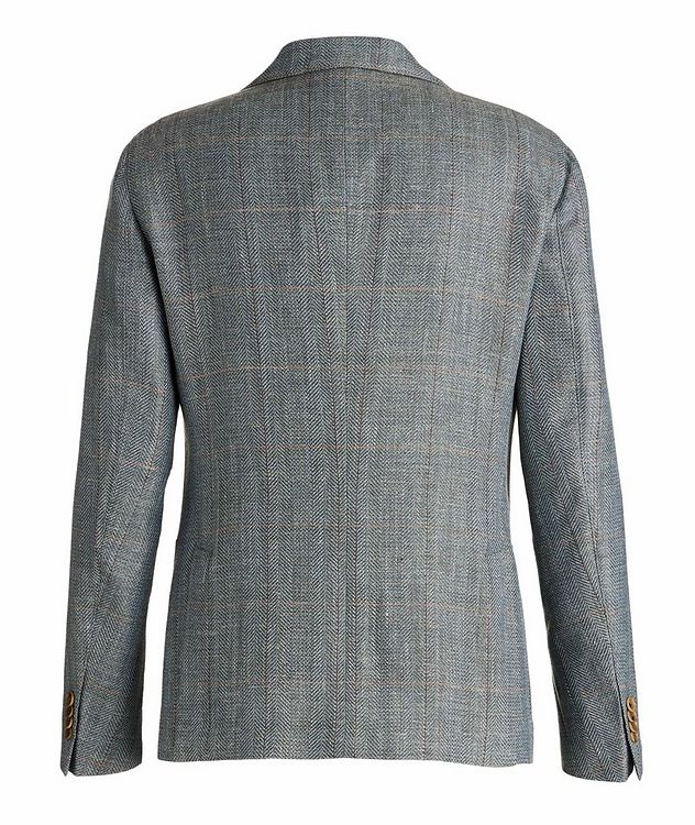 Upton Wool, Linen, and Silk Sports Jacket picture 2