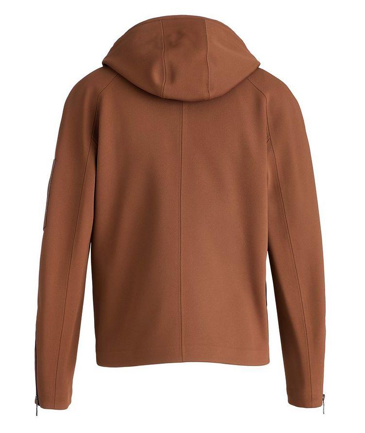 Stretch Twill Blouson Jacket image 1