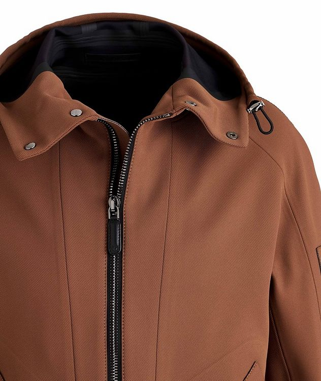Stretch Twill Blouson Jacket picture 3