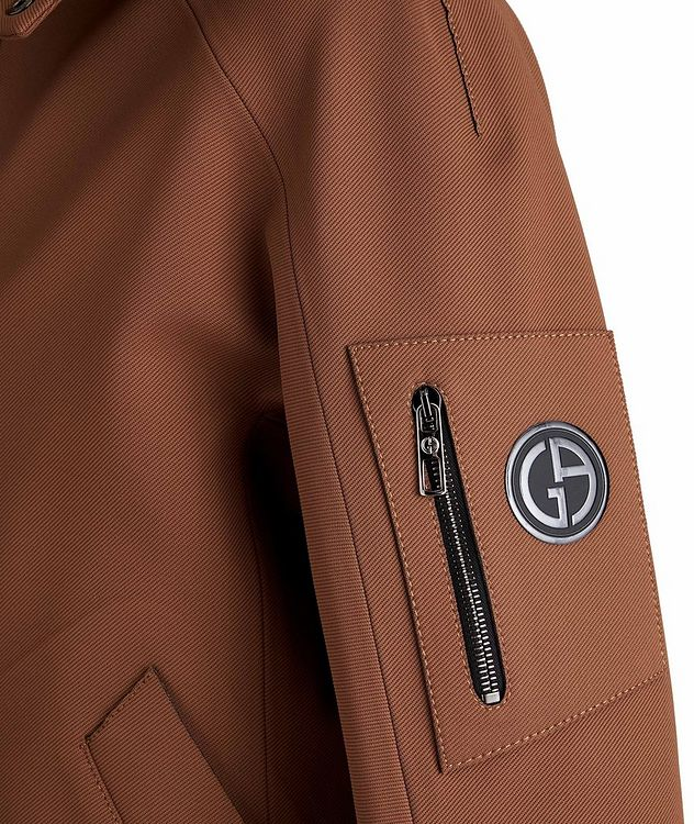 Stretch Twill Blouson Jacket picture 4