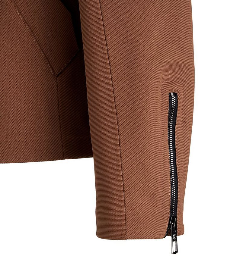 Stretch Twill Blouson Jacket image 4