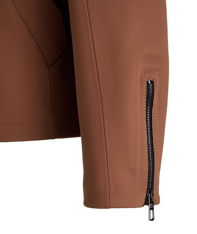 Stretch Twill Blouson Jacket picture 5