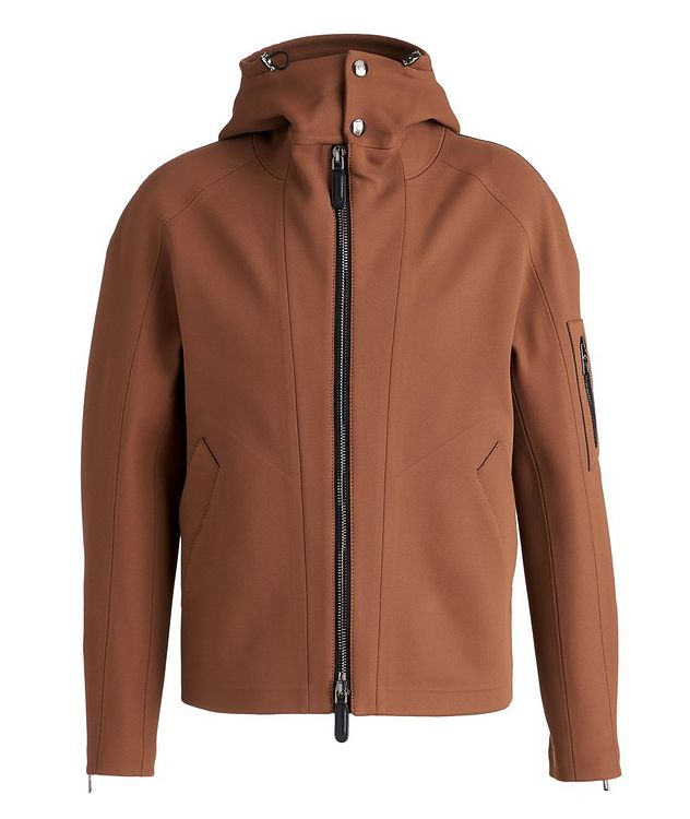 Stretch Twill Blouson Jacket picture 1