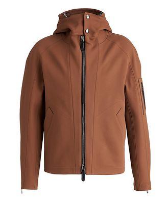 Giorgio Armani Stretch Twill Blouson Jacket