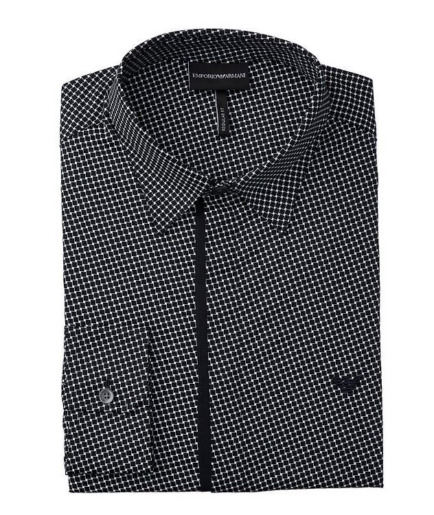 Contemporary Fit Printed Shirt picture 1