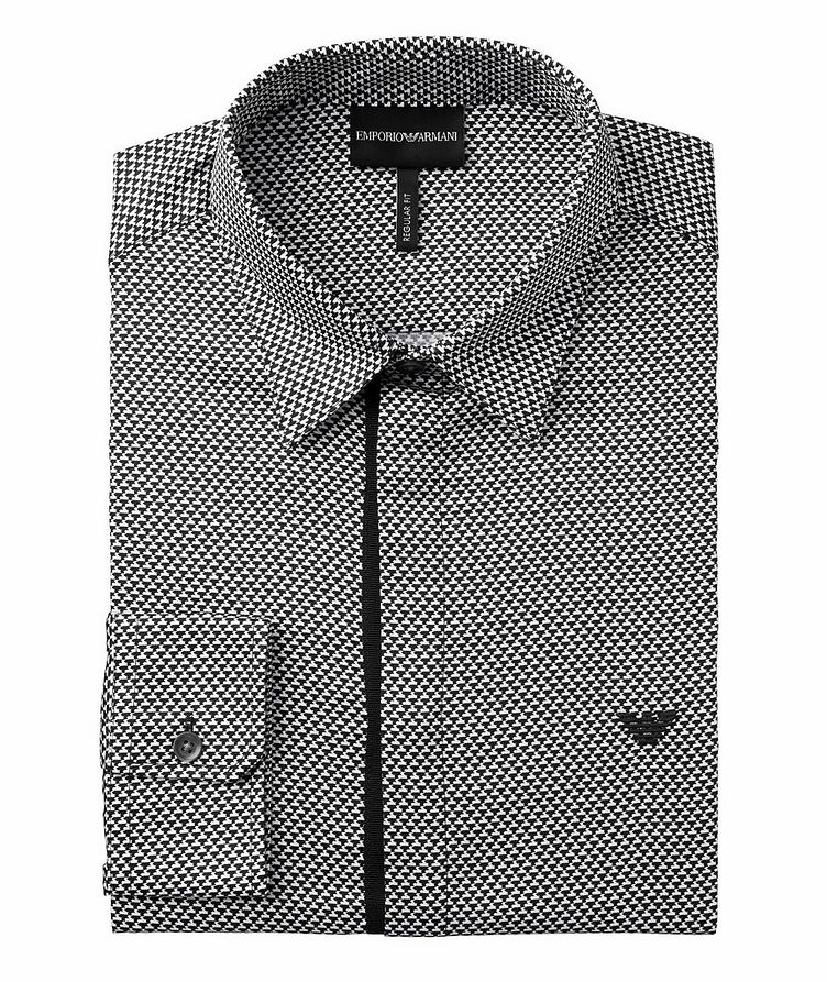 Contemporary Fit Printed Shirt image 0