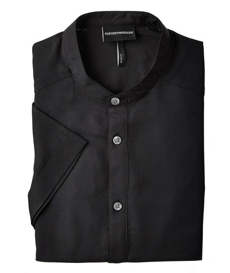 Short-Sleeve Modal Shirt image 0