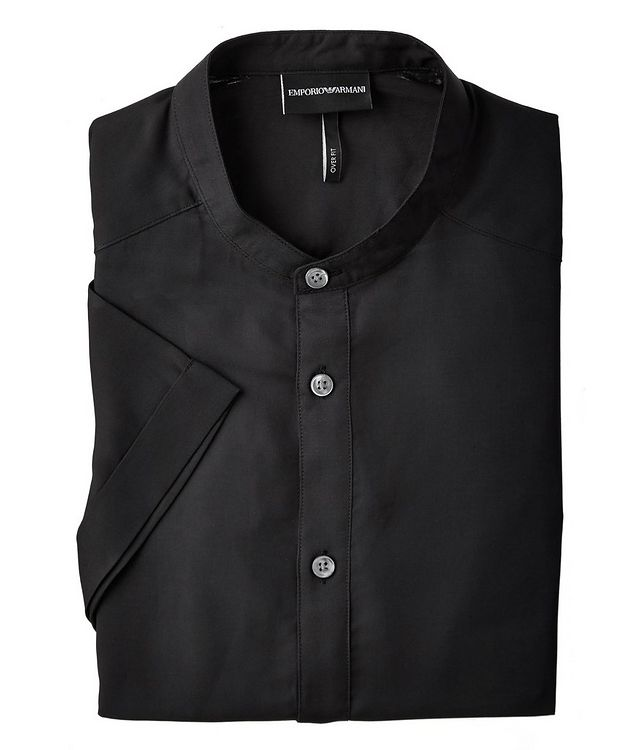Short-Sleeve Modal Shirt picture 1