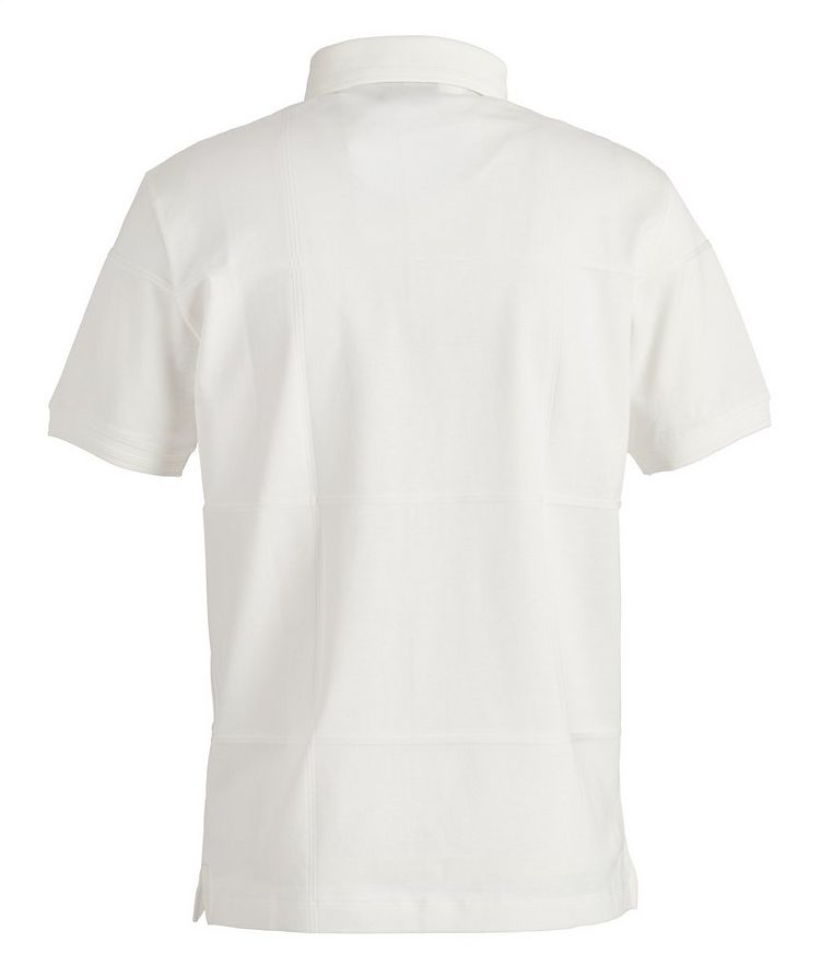 Polo en coton image 1
