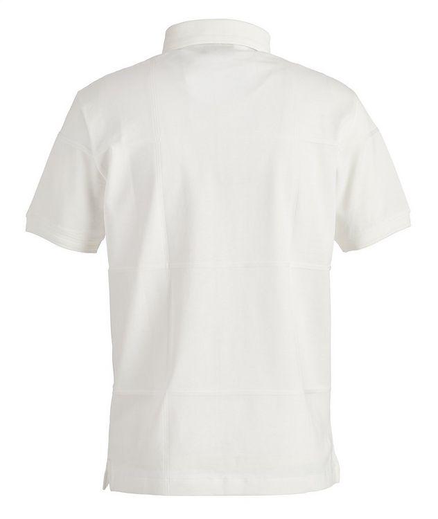 Polo en coton picture 2