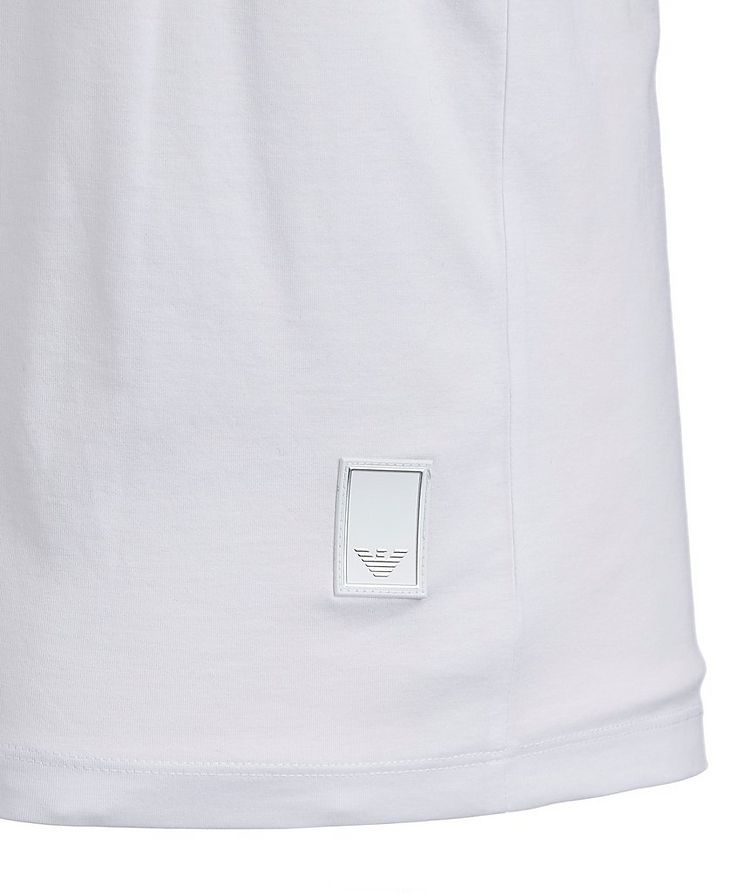 Half-Zip Lyocell-Cotton Polo image 2