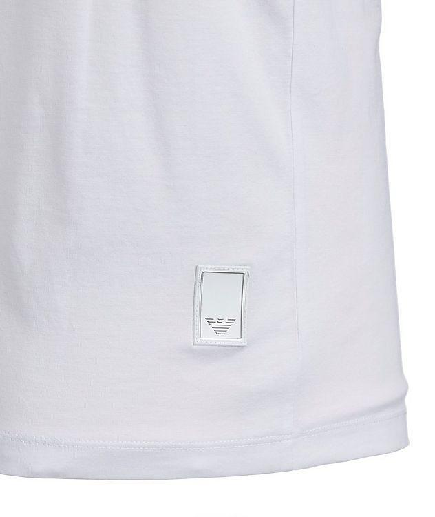 Half-Zip Lyocell-Cotton Polo picture 3