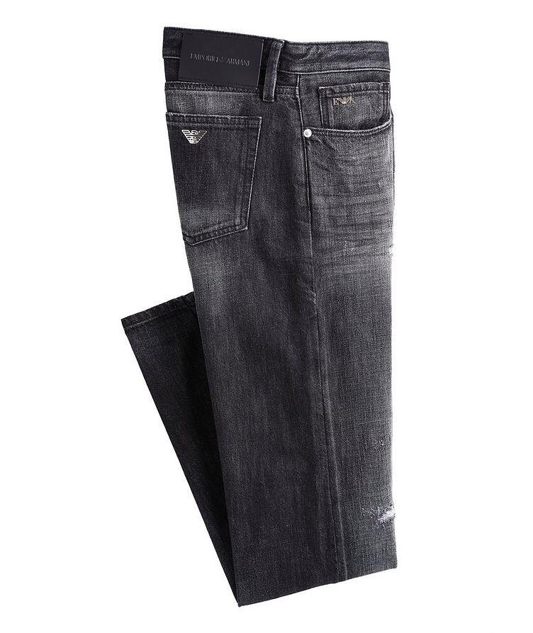Slim-Fit Jeans image 0