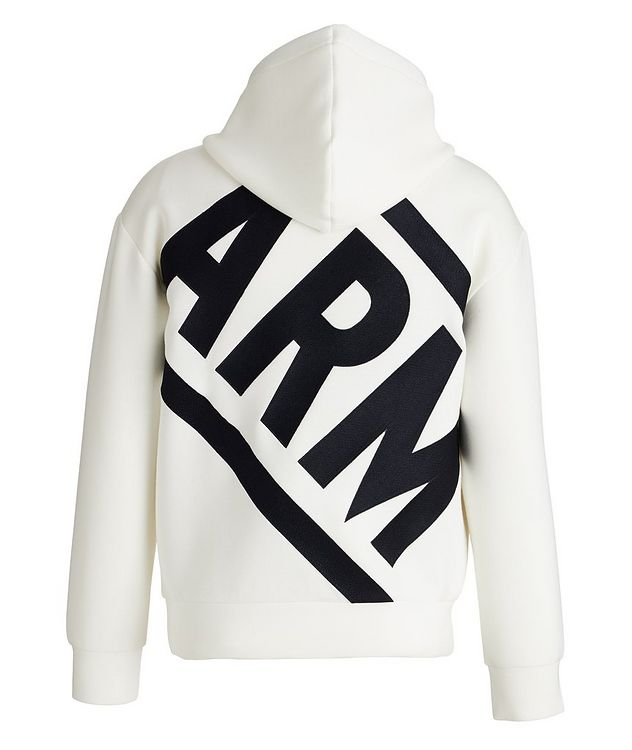 Logo Stretch Hoodie picture 2