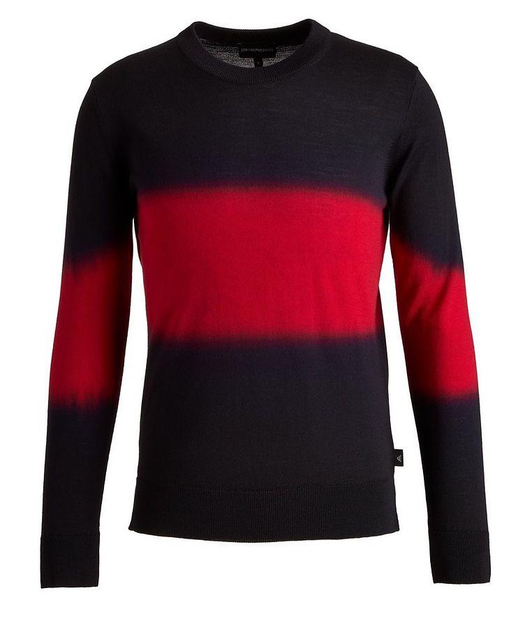 Knit Wool Sweater image 0