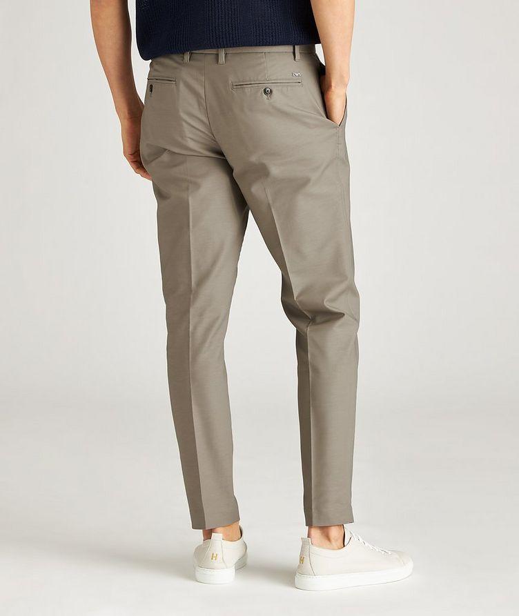 Slim-Fit Stretch-Cotton Dress Pants image 2