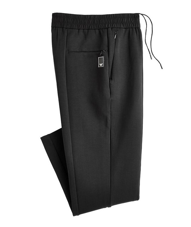 Travel Cotton-Blend Pants picture 1