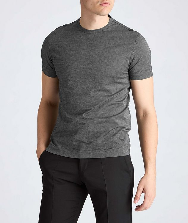 Texture Striped T-Shirt picture 3