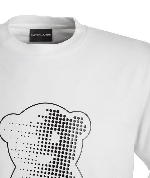 Manga Bear Cotton T-Shirt picture 2