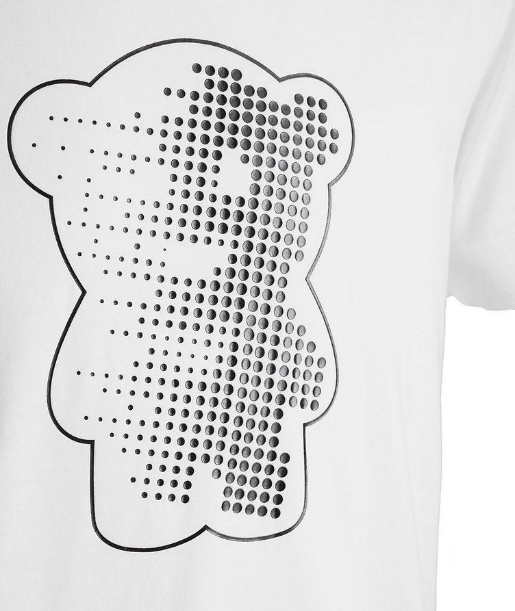Manga Bear Cotton T-Shirt image 2