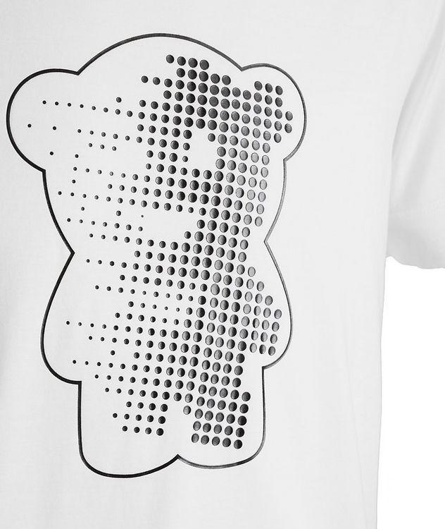 Manga Bear Cotton T-Shirt picture 3