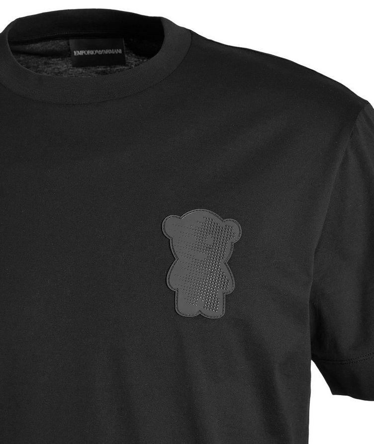 Manga Bear Cotton T-Shirt image 1