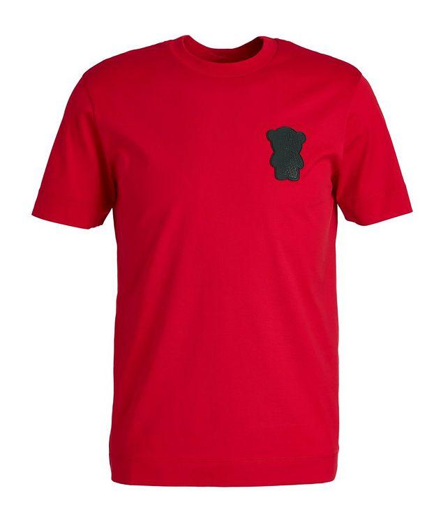 Manga Bear Cotton T-Shirt picture 1