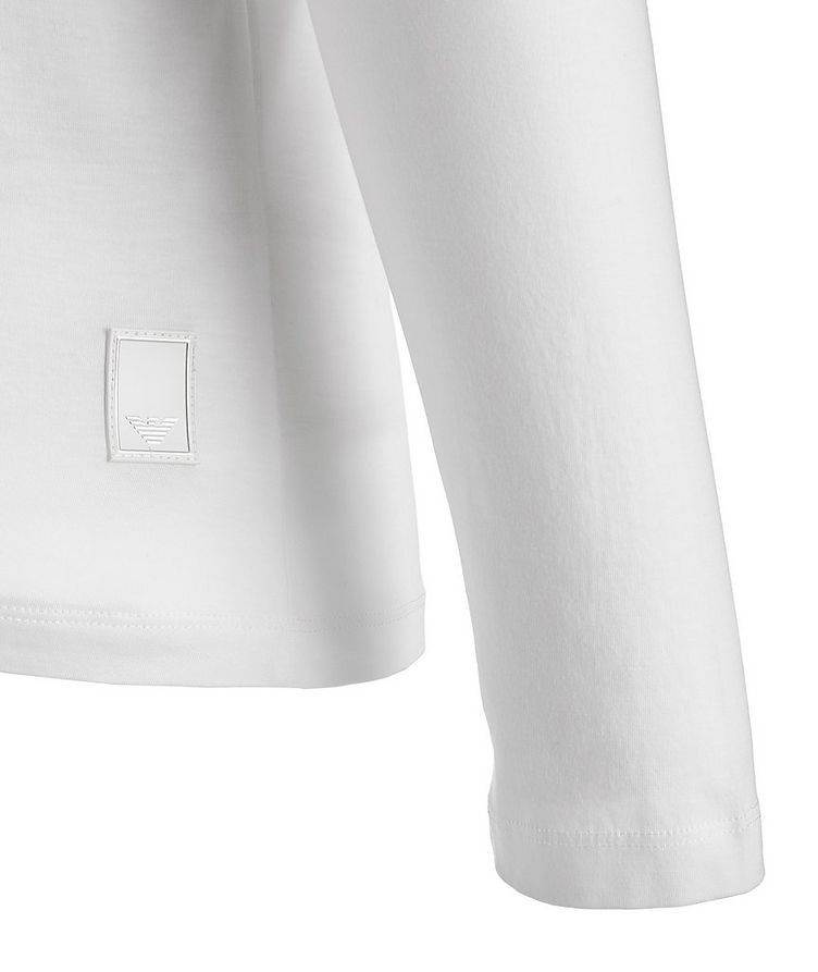Travel Essentials Long-Sleeve Supima Cotton T-Shirt image 1