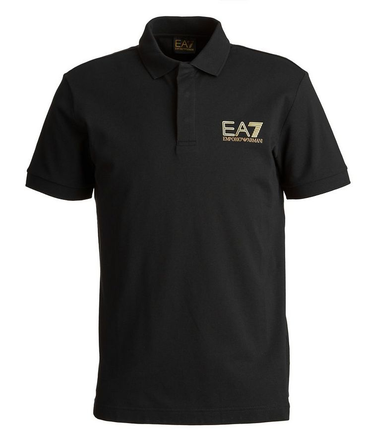 EA7 Cotton Polo image 0