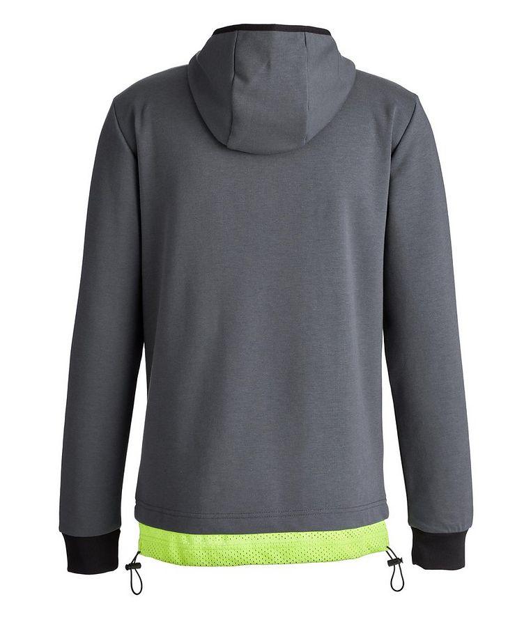 EA Cotton-Blend Anorak Hoodie image 1