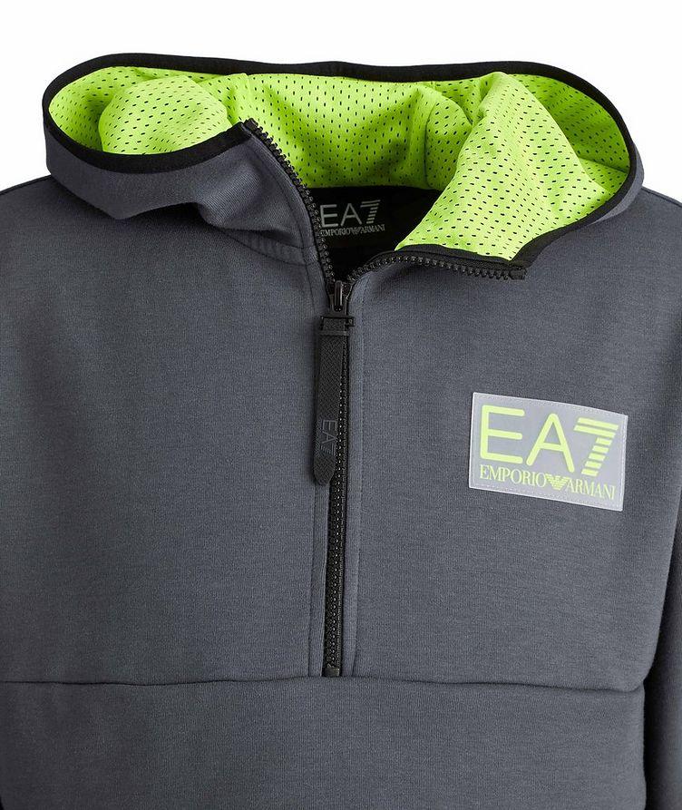 EA Cotton-Blend Anorak Hoodie image 2
