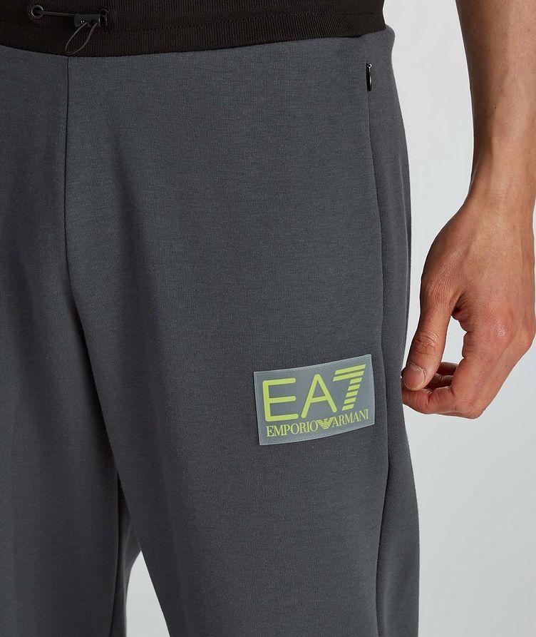 EA7 Cotton-Blend Joggers image 3