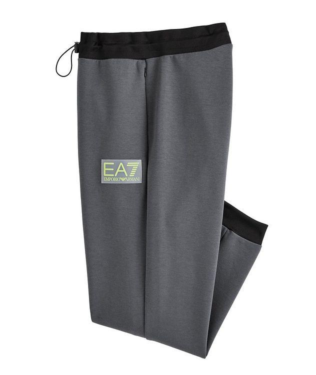 EA7 Cotton-Blend Joggers picture 1