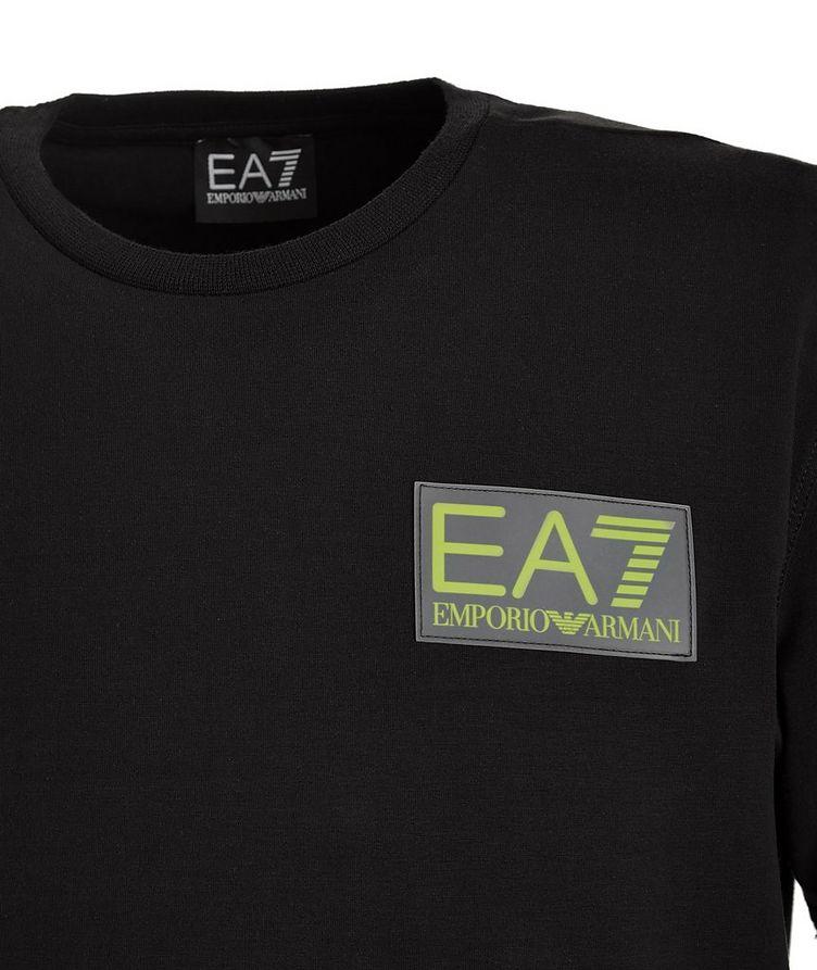 EA7 Patch Stretch T-Shirt image 1