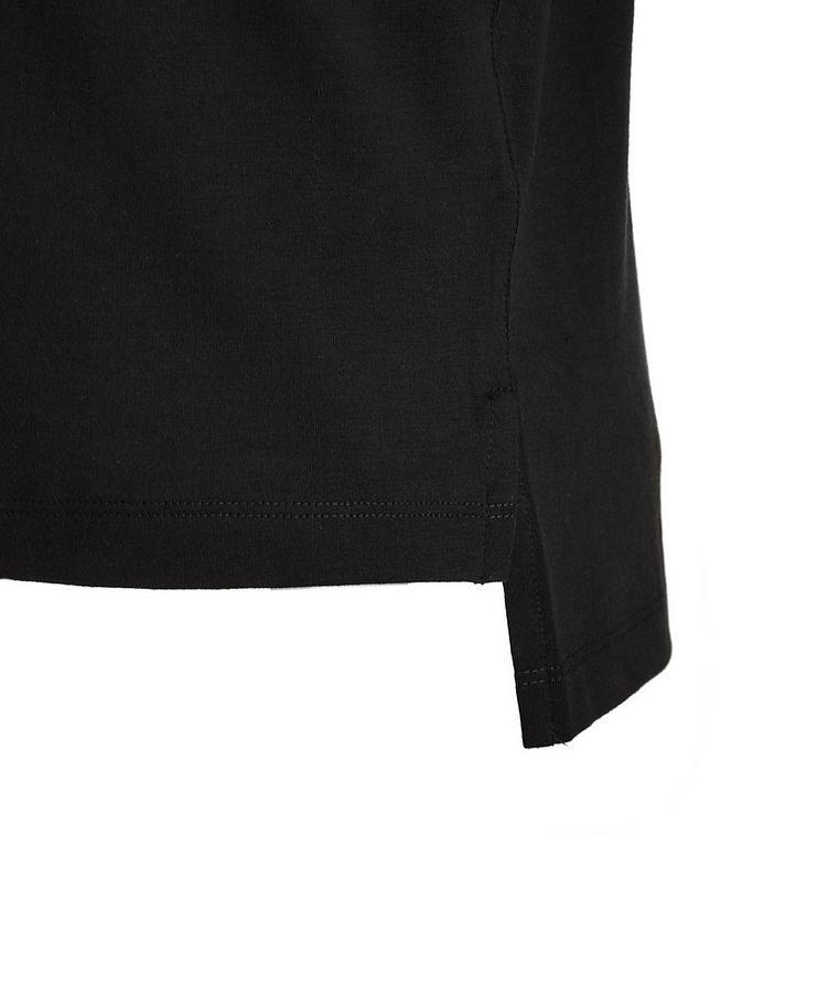 EA7 Patch Stretch T-Shirt image 2