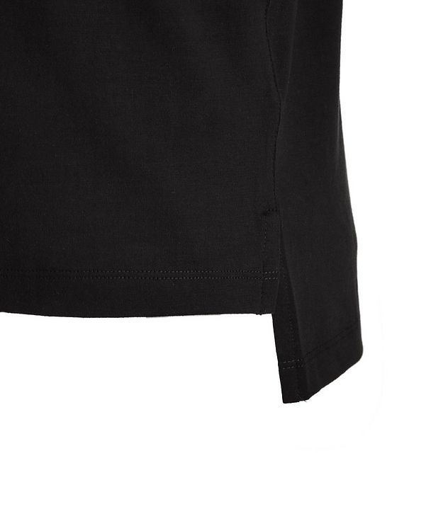 EA7 Patch Stretch T-Shirt picture 3