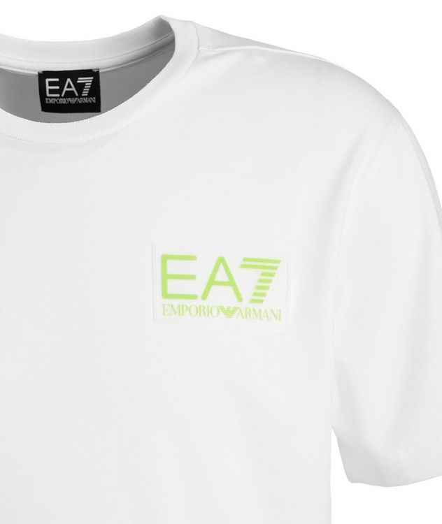 EA7 Patch Stretch T-Shirt picture 2