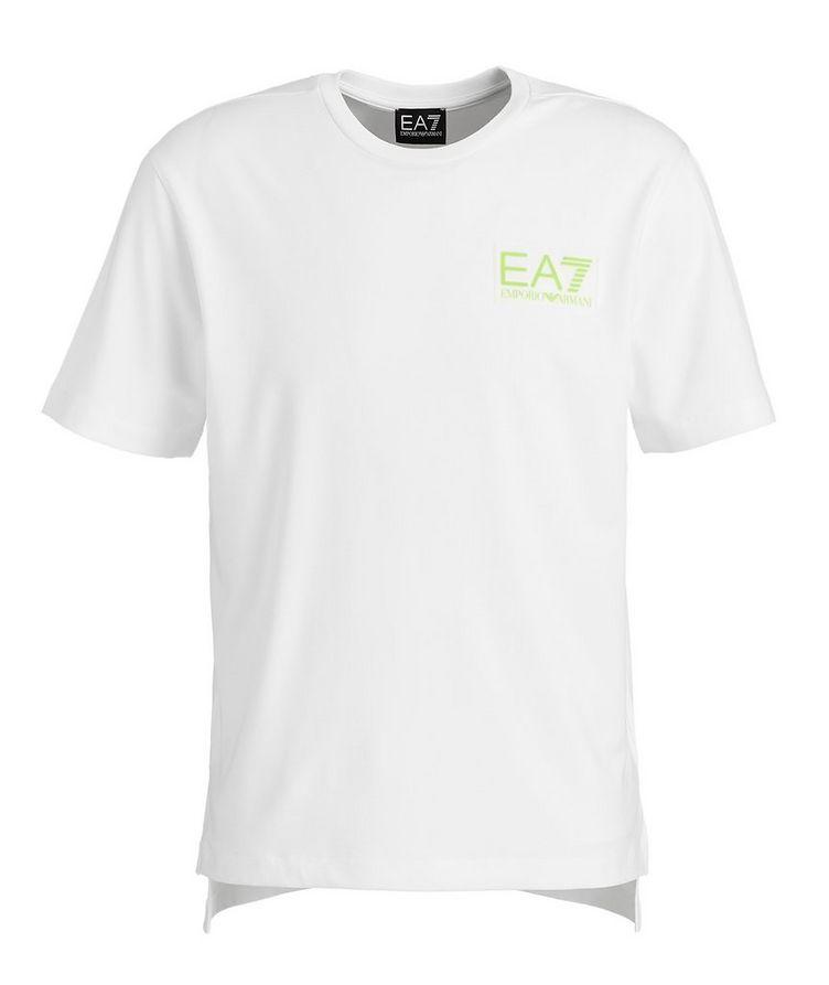 EA7 Patch Stretch T-Shirt image 0