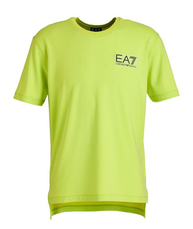 EA7 Patch Stretch T-Shirt picture 1