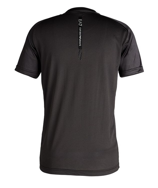 EA7 Logo Stretch T-Shirt picture 2