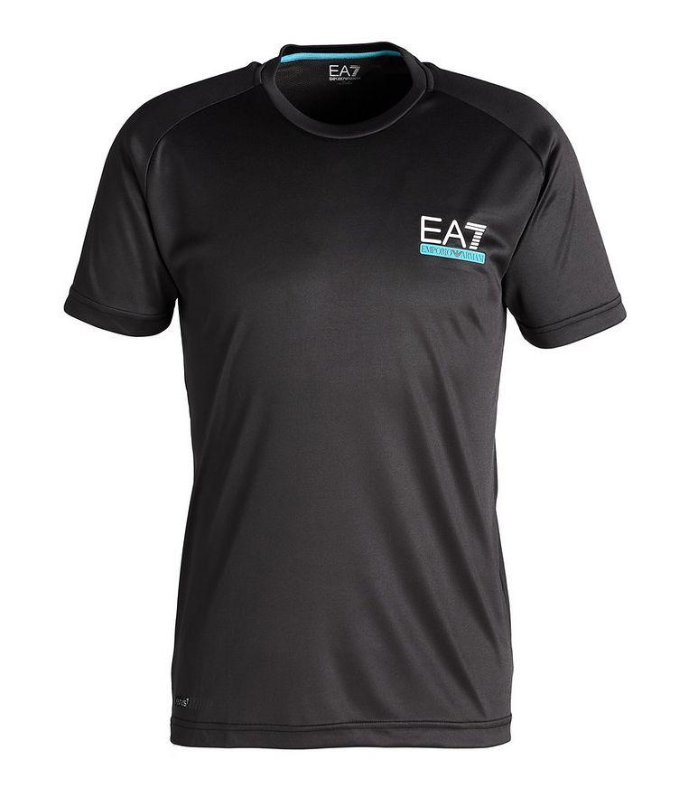 EA7 Logo Stretch T-Shirt image 0