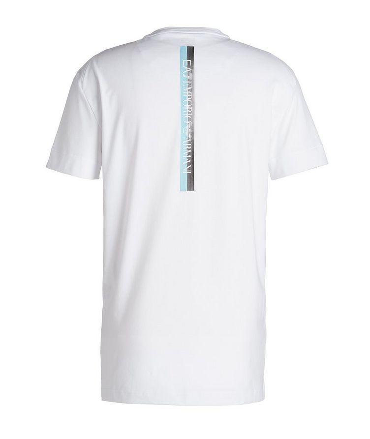 EA7 Cotton-Blend T-Shirt image 1