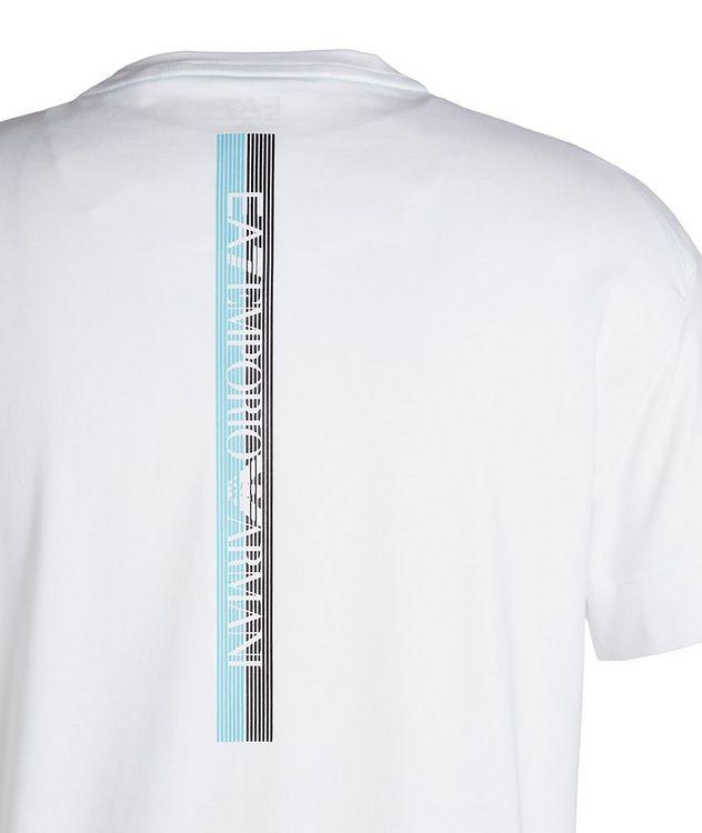 EA7 Cotton-Blend T-Shirt picture 4