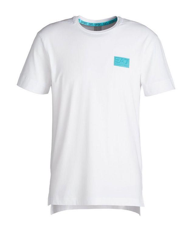 EA7 Cotton-Blend T-Shirt picture 1