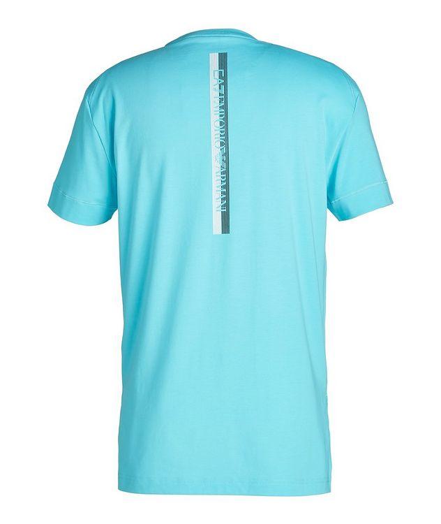 EA7 Cotton-Blend T-Shirt picture 2