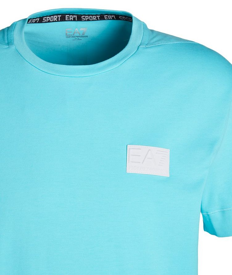 EA7 Cotton-Blend T-Shirt image 2