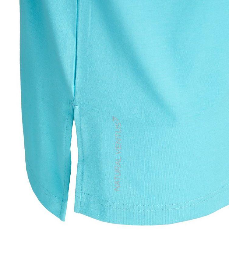 EA7 Cotton-Blend T-Shirt image 3