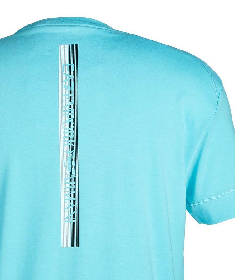 EA7 Cotton-Blend T-Shirt image 4